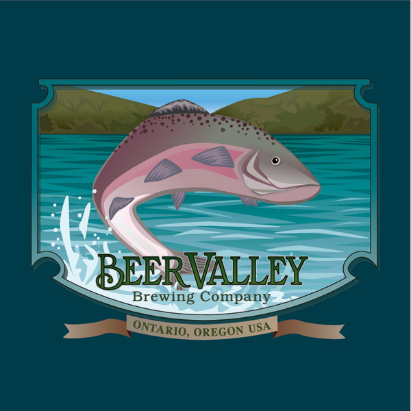 Beer Valley Illustrations | Gone Fishin